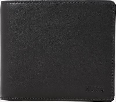 HUGO Porte-monnaies 'SUBWAY_4CC COIN' en noir, Vue avec produit