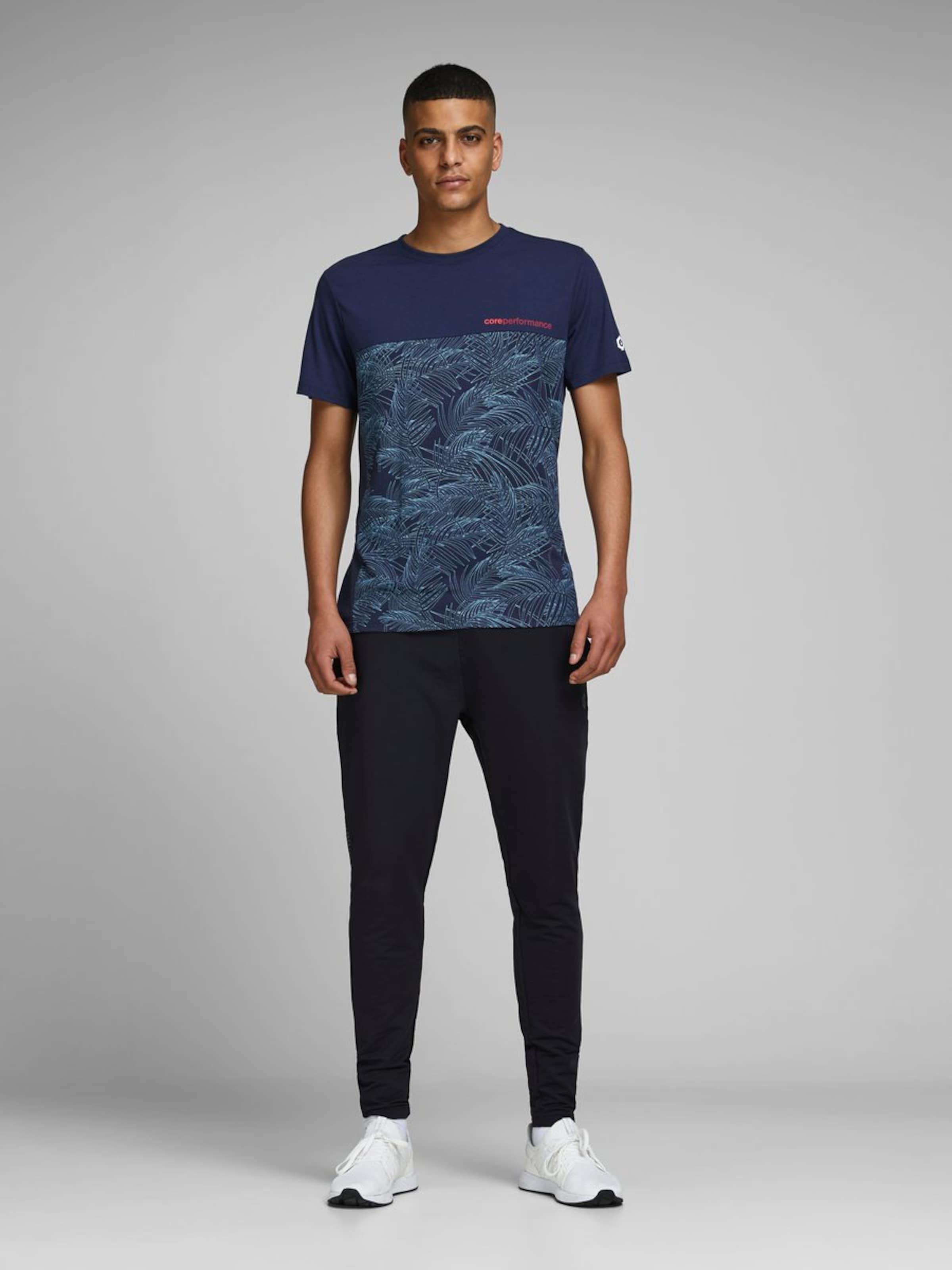 Dunkelblau In shirt T Jackamp; Jones PTXukZOi