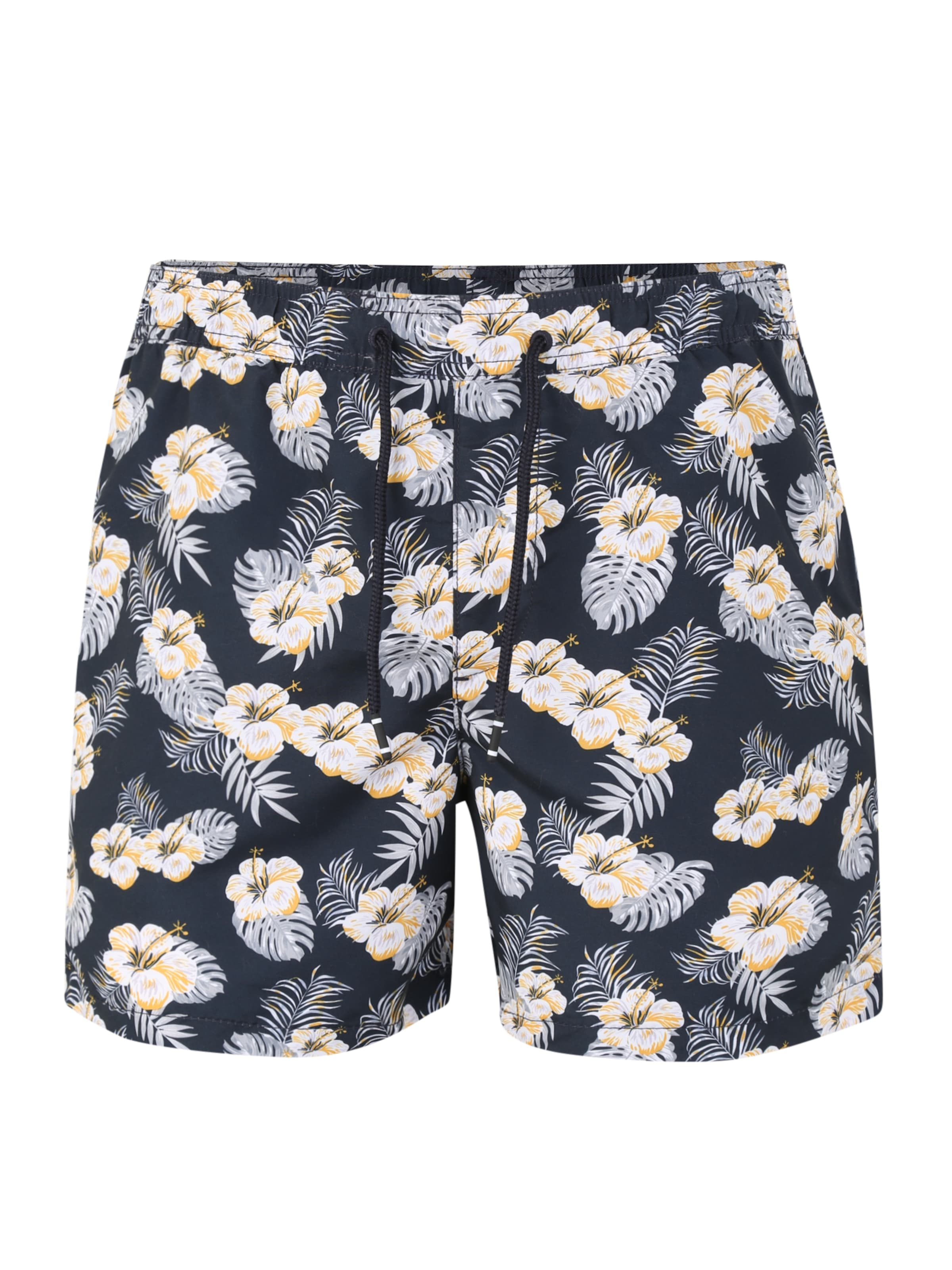 Jackamp; NachtblauGelb Badeshorts Akm Jones Jjswim 'jjicali In Sts' Shorts Windy UpSVzMq