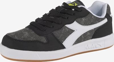 Diadora Sneakers in schwarz / weiß, Produktansicht