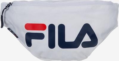 FILA Gürteltasche in navy / hellrot / weiß, Produktansicht