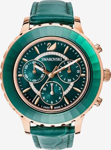 Swarovski Analog Watch in Green