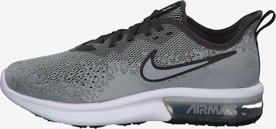 Nike Sportswear Sneaker 'Air Max Sequent 4' in grau / schwarz, Produktansicht