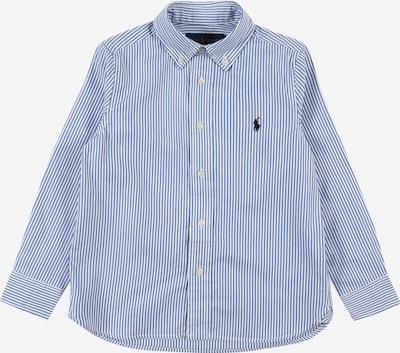 POLO RALPH LAUREN Košeľa - svetlomodrá / biela, Produkt