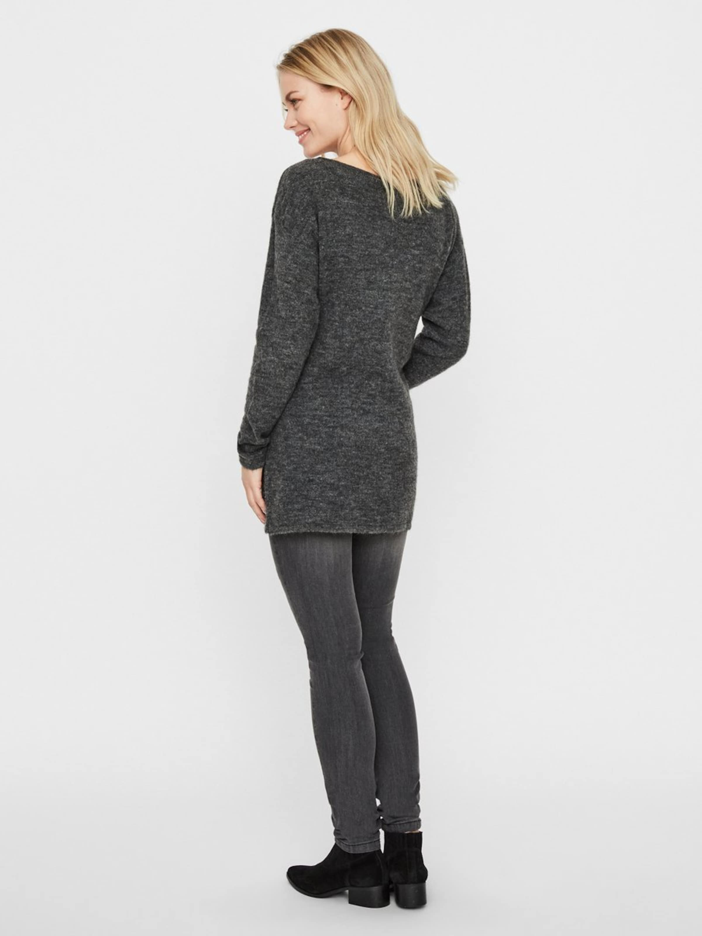 En over OrGris Pull Mamalicious Chiné Argent wZiPTlkOuX