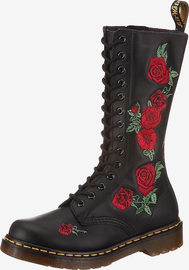 Dr. Martens Vonda Embroidery Stiefel in schwarz, Produktansicht