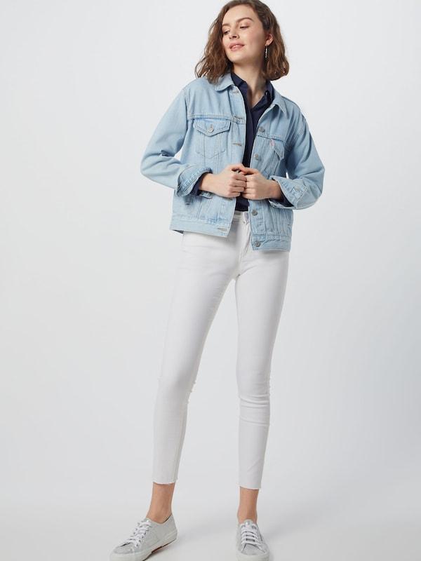 De Yong Reg In Jacqueline Five Ankle Jeans 'jdynew Raw Wit Hem Pnt' Skinny A35Rq4jL