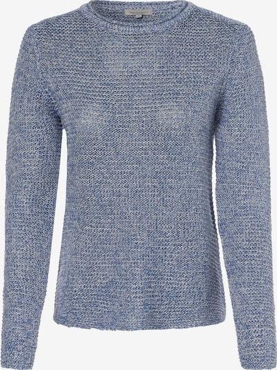apriori Pullover in taubenblau, Produktansicht