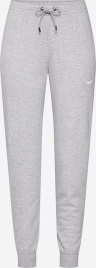 Pantaloni Nike Sportswear pe gri: Privire frontală