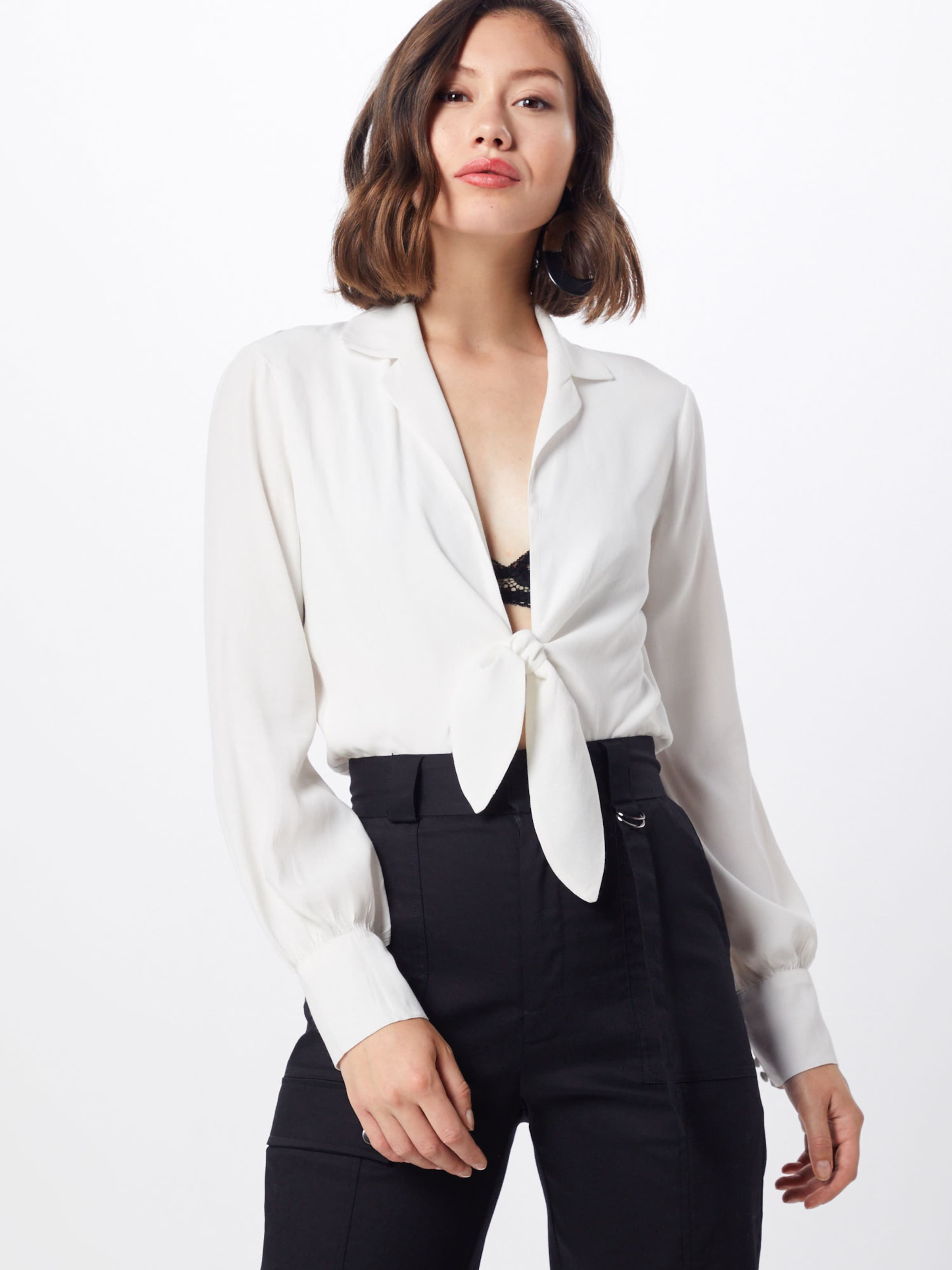 Bardot Weiß DamenShirtsamp; 'shirt In Bodysuit' Tops R5S3jc4LAq