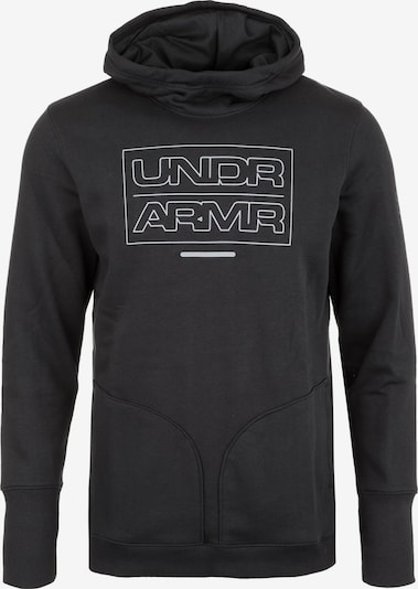 UNDER ARMOUR Sportsweatshirt in de kleur Zwart, Productweergave