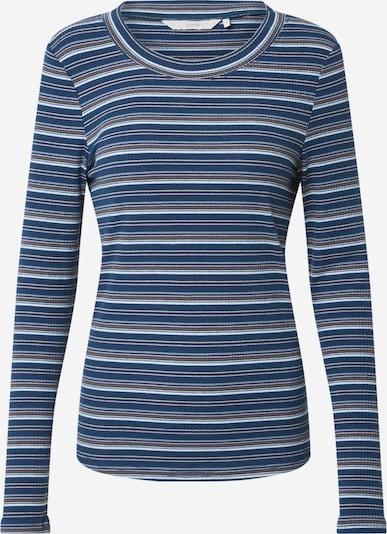 NÜMPH Shirt in navy / weiß, Produktansicht