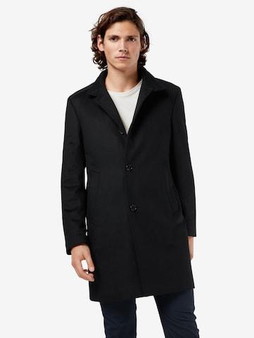 JOOP! Between-seasons coat 'Maron' in Black