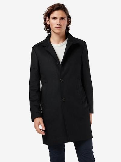 Žieminis paltas 'Maron' iš JOOP!, spalva – juoda, Modelio vaizdas