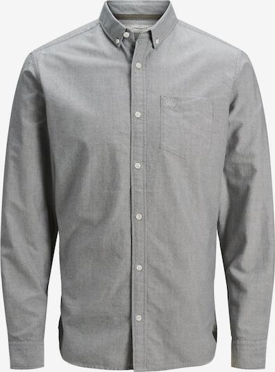 Produkt Oxford Hemd in grau, Produktansicht