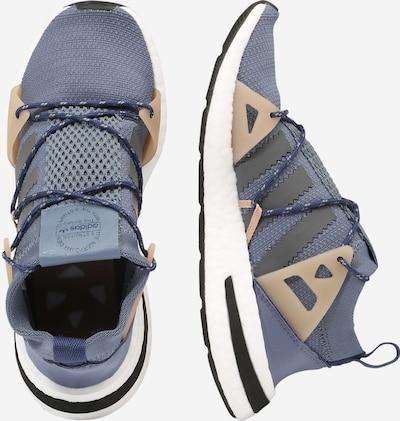 ADIDAS ORIGINALS Sneaker 'ARKYN' in taubenblau: Seitenansicht