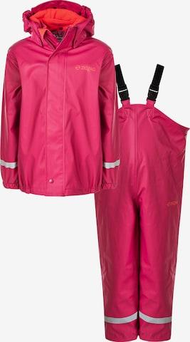 ZigZag Regenanzug CRAMER in Pink