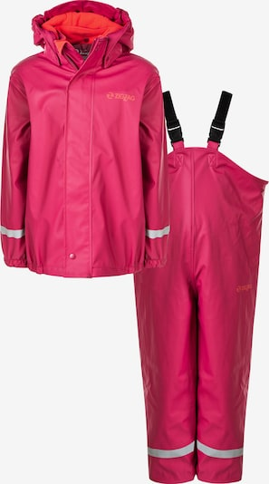ZigZag Regenanzug CRAMER in pink, Produktansicht