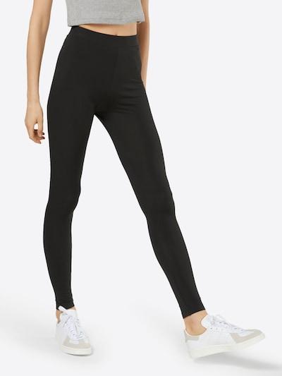 ADIDAS ORIGINALS Leggings in schwarz, Modelansicht