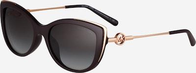Michael Kors Sunčane naočale '0MK2127U' u zlatna / šljiva, Pregled proizvoda