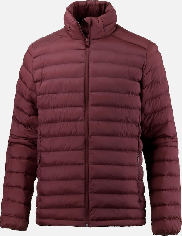 Checkbook Quilted Jacket Men