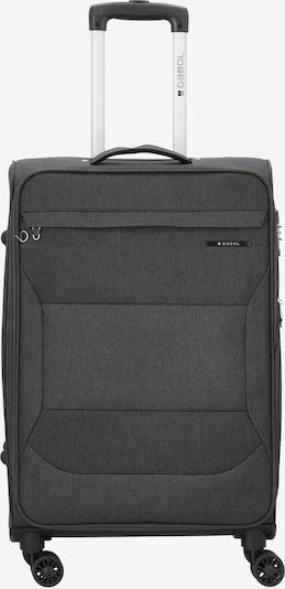 Gabol Trolley 'Board' in schwarz, Produktansicht