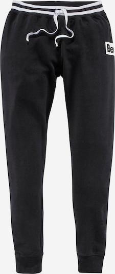 BENCH Sweathose in schwarz, Produktansicht