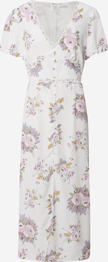 GLAMOROUS Robe d'été en rose / blanc, Vue avec produit