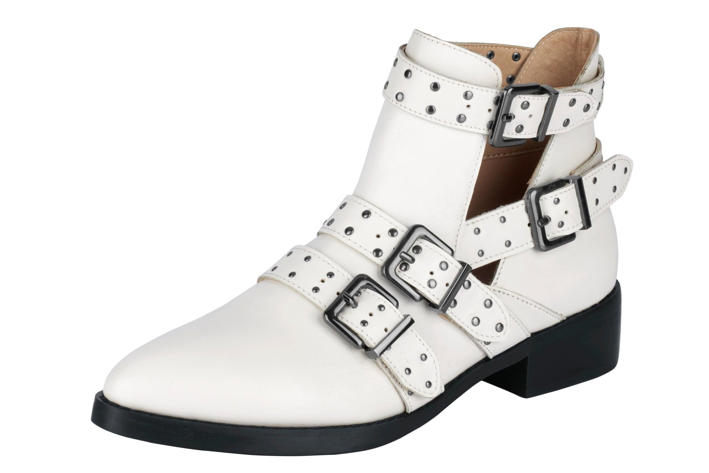 heine Stiefelette Verschleißfeste billige Schuhe Hohe Qualität