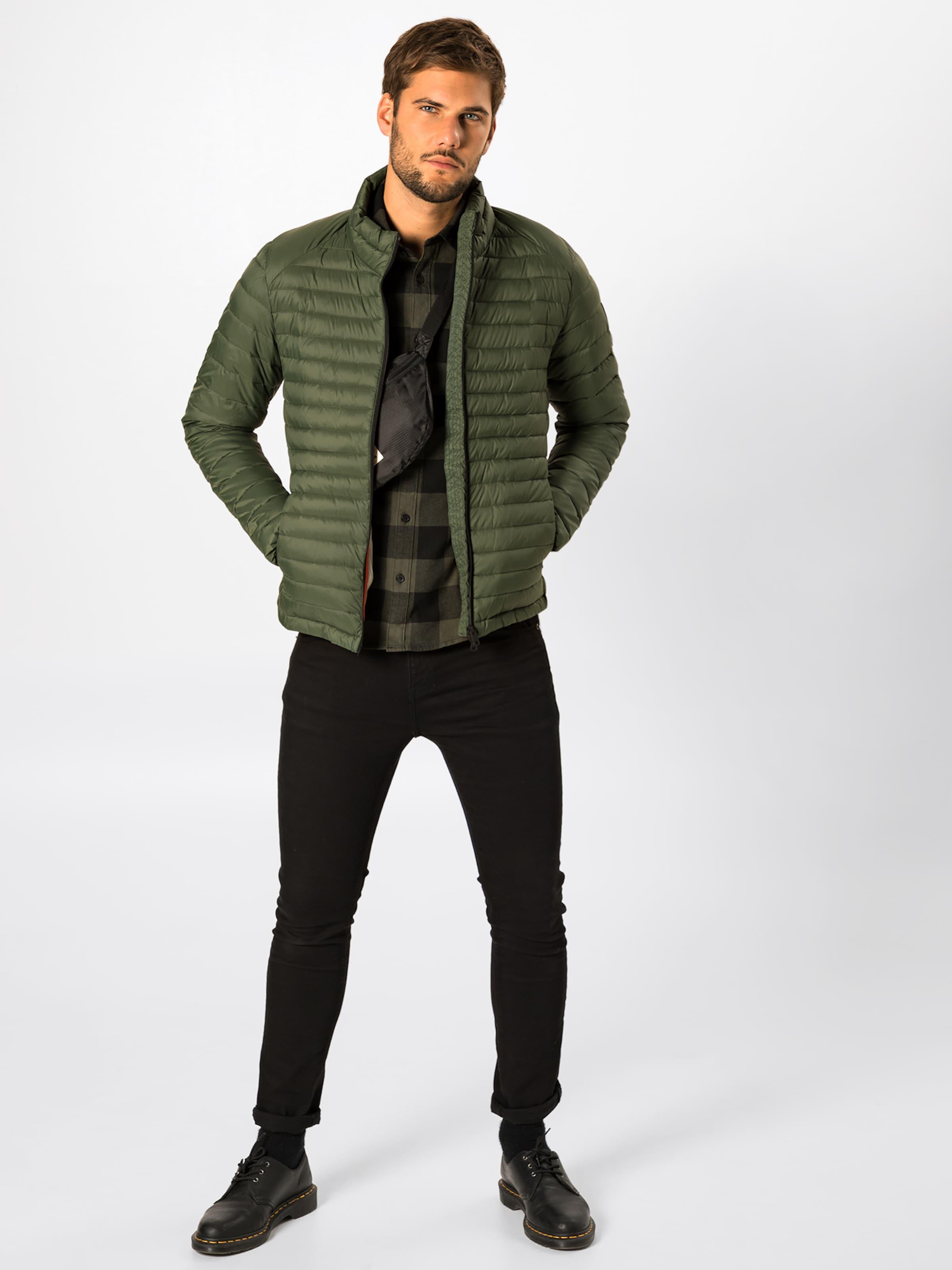Mi En Olive Ecoalf Veste saison 'beret' QhtsrdC