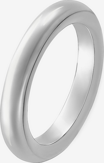 CHRIST Ring '60120323' in silber, Produktansicht