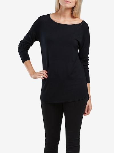 ONLY Strickpullover in schwarz, Modelansicht