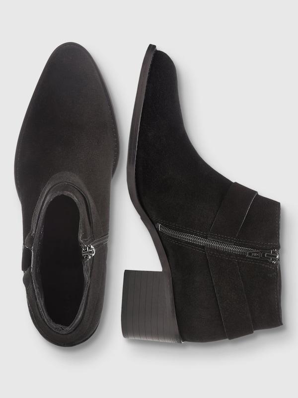 Bianco Low-Cut-Western-Stiefel
