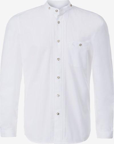 STOCKERPOINT Hemd 'Leon' in weiß, Produktansicht