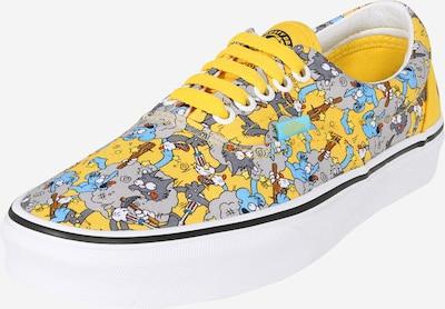 VANS Sneakers laag 'UA Era' in de kleur Geel / Gemengde kleuren, Productweergave