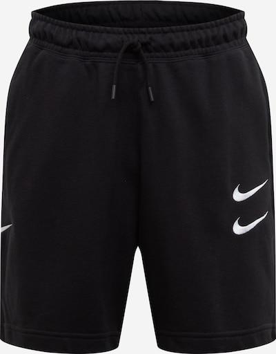 Nike Sportswear Hlače | črna barva, Prikaz izdelka