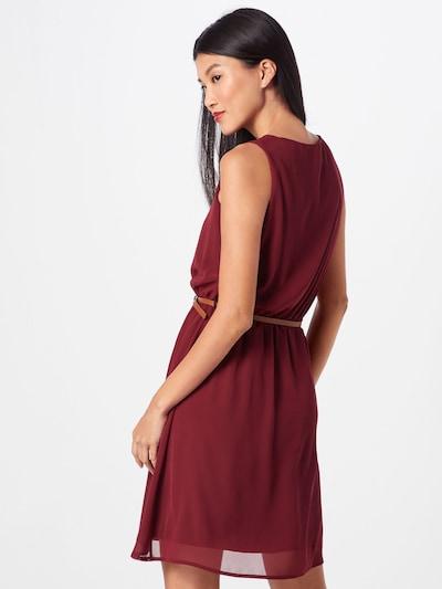 ABOUT YOU Sukienka 'Elena' w kolorze czerwonym: Widok od tyłu
