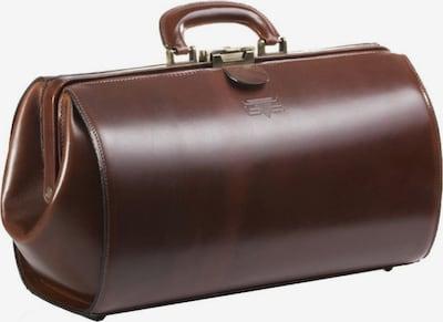 MIKA Aktenkoffer in de kleur Bruin, Productweergave