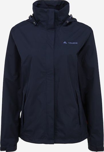 VAUDE Sport-Funktionsjacke 'Escape' in navy, Produktansicht