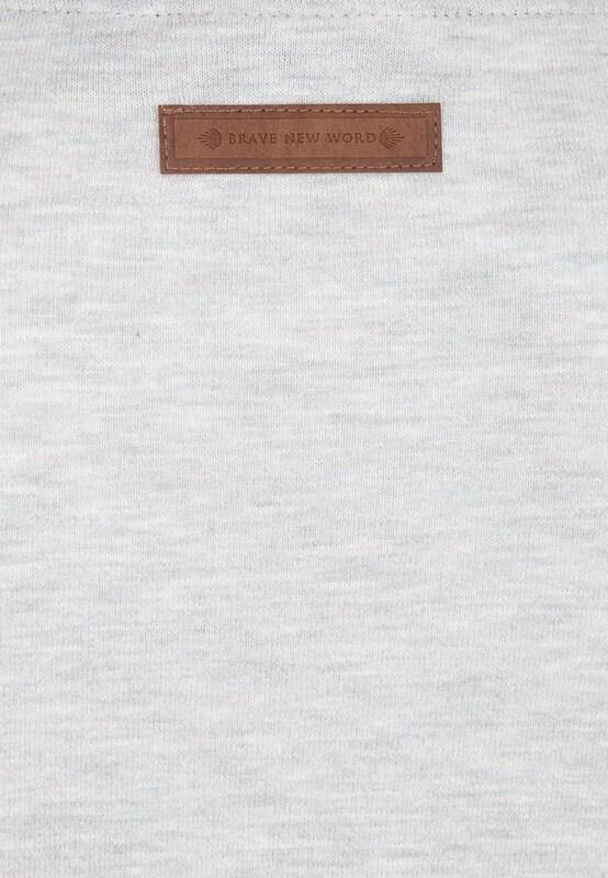 naketano Dress 'Why do we Fall II'