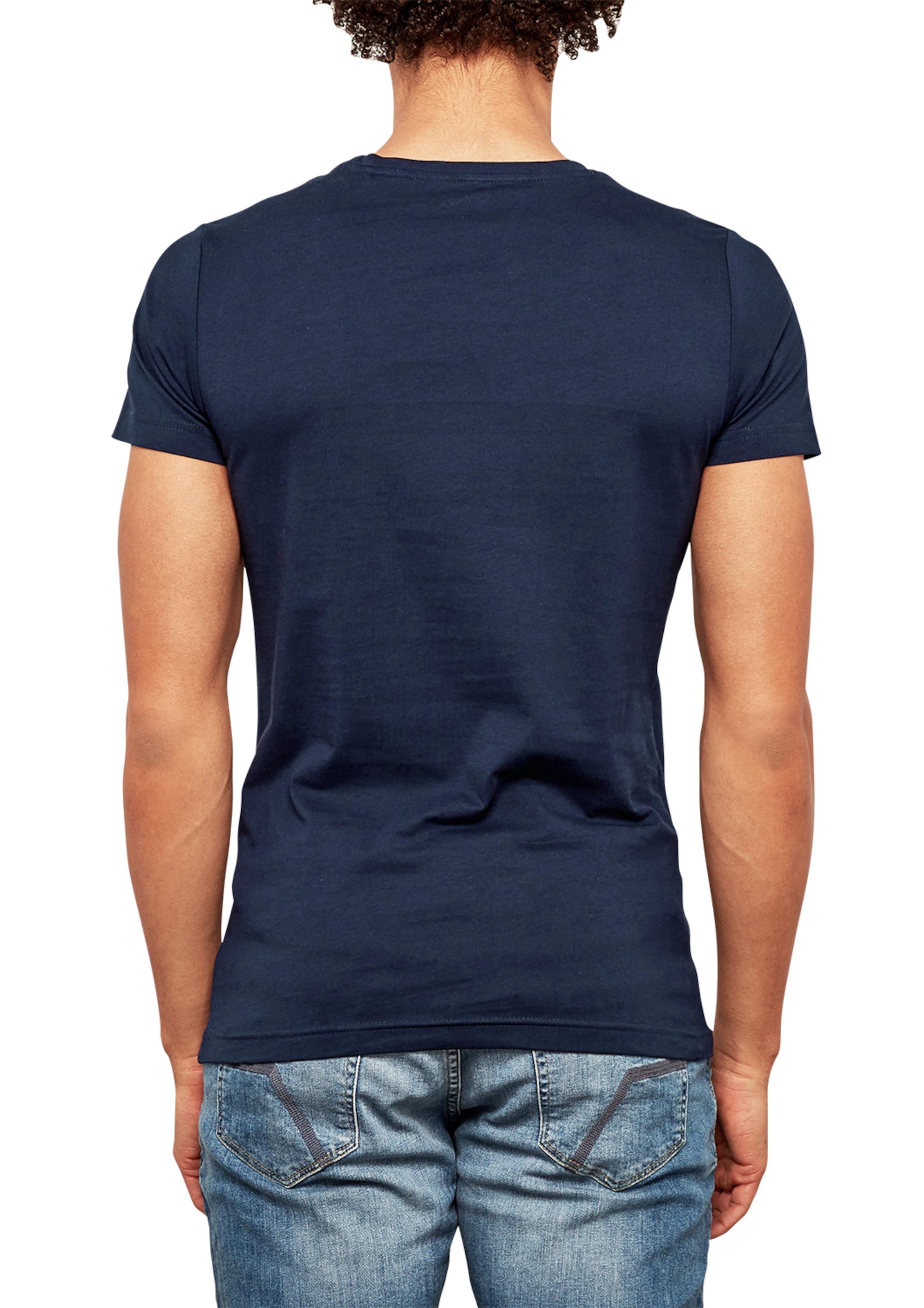 Billig Verkaufen Wiki Verkauf Wählen Eine Beste Q/S designed by T-Shirt mit Foto-Print Footaction Online zXIClDjG