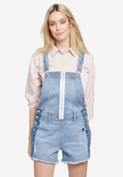 khujo Tuinbroek jeans 'Arabella' in de kleur Blauw / Lichtblauw, Productweergave