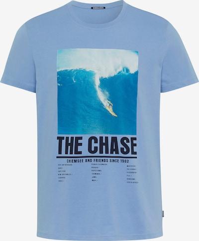 CHIEMSEE T-Shirt fonctionnel en bleu, Vue avec produit