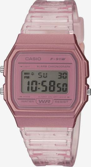 CASIO Casio Collection Chronograph »F-91WS-4EF« in rosa, Produktansicht