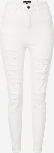 Missguided Jeans 'SINNER' in de kleur Wit, Productweergave