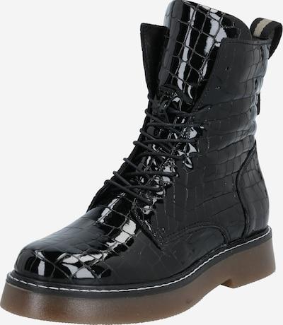 MJUS Šněrovací kozačky 'Tris' - černá, Produkt