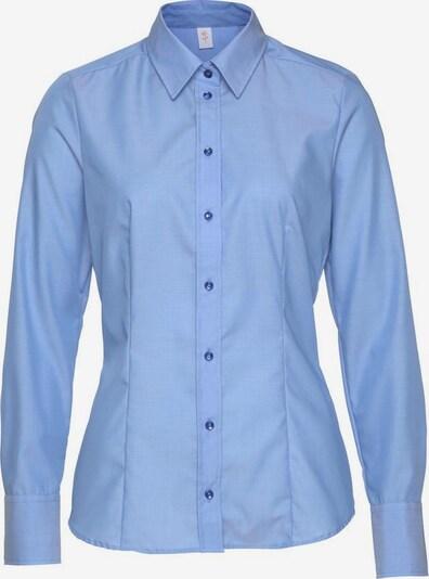 SEIDENSTICKER Bluse 'Schwarze Rose' in royalblau, Produktansicht
