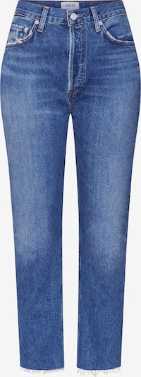 AGOLDE Jeans 'Riley' in blue denim, Produktansicht