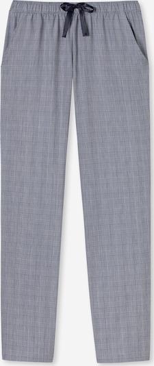 SCHIESSER Pyjamasbukser i navy / hvid, Produktvisning