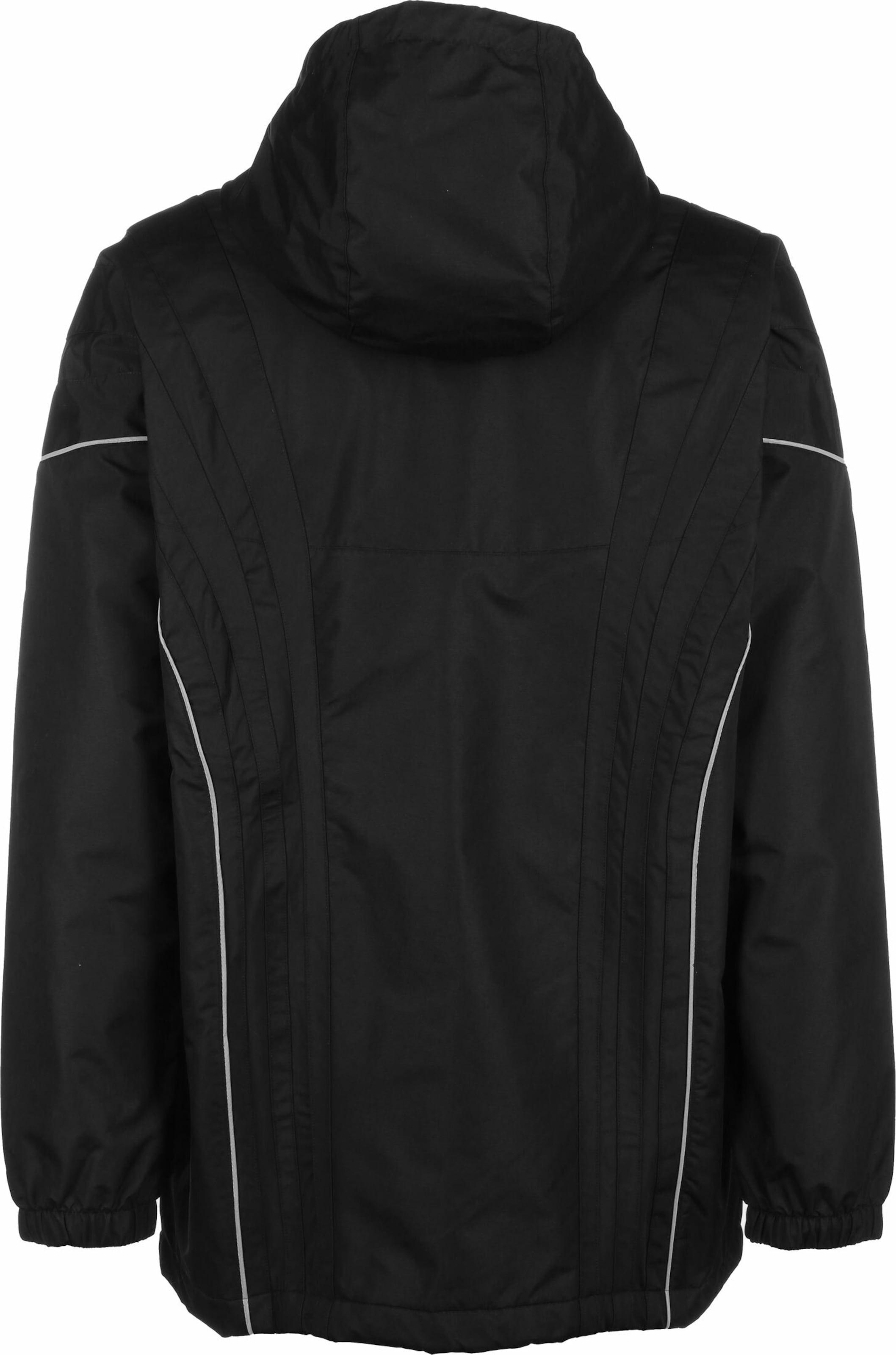 ADIDAS ORIGINALS Jacke ' 96 ' in schwarz Leicht gefüttert KJ495675011